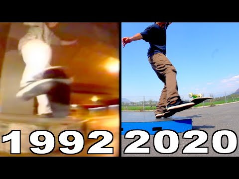 It Took 28 Years For Somebody To Redo This Trick | Impossible To Anti Casperslide