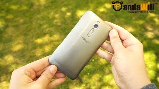 ASUS Zenfone 2 full review with 64bit 4GB RAM in-depth review [EN]