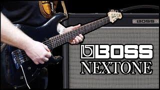 BOSS | Nextone Amps & GT-1000 Demo
