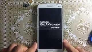 Hard Reset Samsung Grand Duos 2 SM-G7102T ( ATUALIZADO 2015)