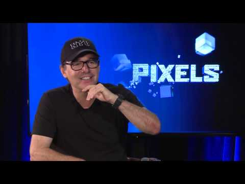Game On! Home Alone/Harry Potter Director Chris Columbus Talks Pixels