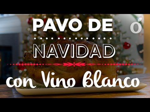Pavo con Vino Blanco | Turkey with White Wine | Kiwilimón