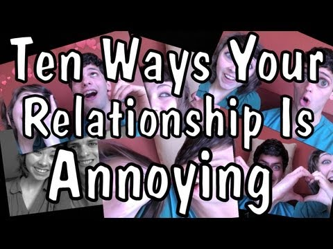 Messy Mondays: Ten Ways Your Relationship Is Annoying Your Friends