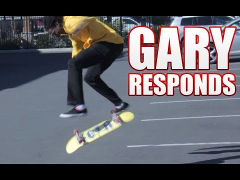 Gary Responds To Your SKATELINE Comments Ep. 274 - Nollie Hardflip, Kader Sylla, Jaakko