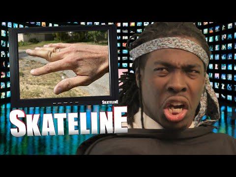 SKATELINE - Tony Hawk, EA SKATE 4, Milton Martinez, Stevie Williams, Gustavo Ribeiro, Tom Scharr 900