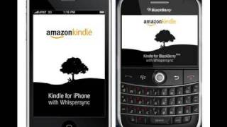 Kindle App_ Blackberry vs iPhone