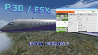 FSX / P3D Review - EZDOK2