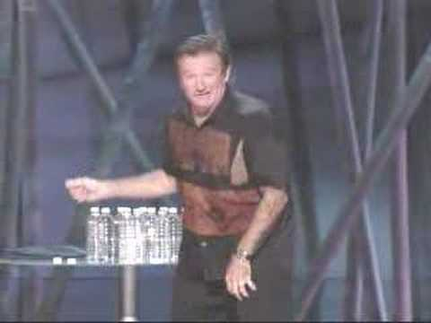 Robin Williams on Scots