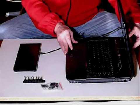 cargador solar para  laptop. portátil. notebook ONOFFTEK