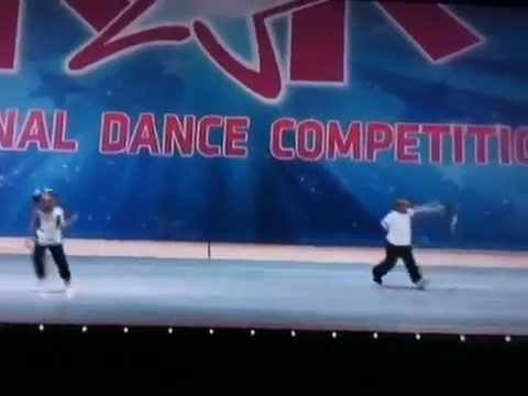 Edmund and Mikiya MJ duet