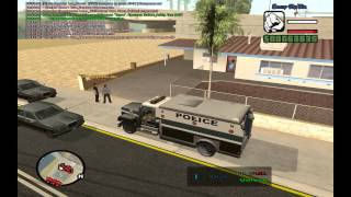 Samp-Rp 06 | Обычный день сотрудника SWAT #10