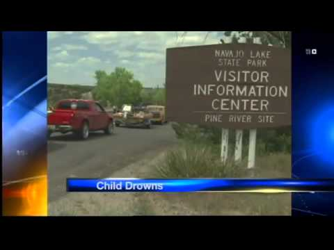 Child drowns at Navajo Lake