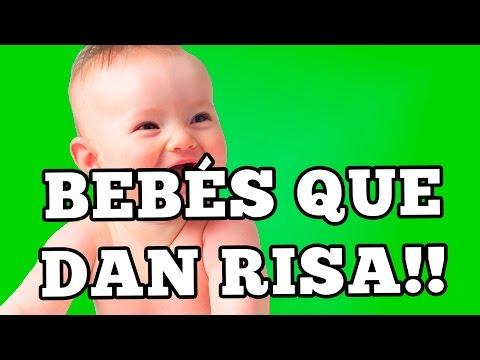 Videos graciosos de bebes que dan risa bebes sonriendo