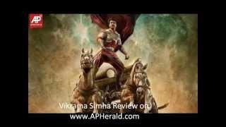 Vikrama Simha - Vikrama Simha Telugu Movie Review, Rating on www.APHerald.com