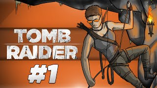 LET THE FUN BEGIN! - Rise Of The Tomb Raider - #1 (The Adventure Begins)