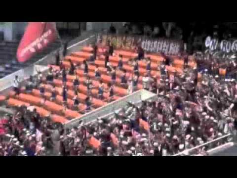 【高音質版☆美爆音】2011 習志野ブラバン応援 (ほぼ)全曲集 1/3