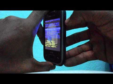 Como Se Formata Um Celular Pocket Modelo GT-S5303B