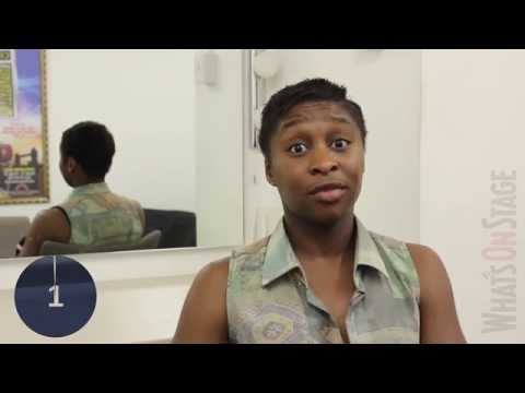 Cynthia Erivo describes Dessa Rose in 45 seconds