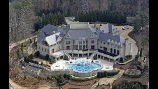 TYLER PERRY ATLANTA MANSION