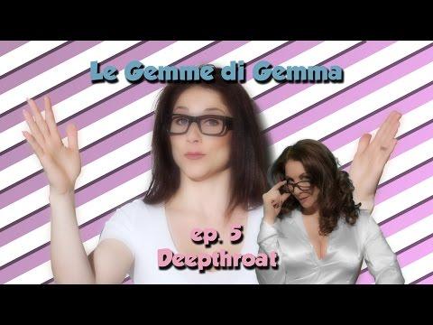 Roberta Gemma - Deepthroat video
