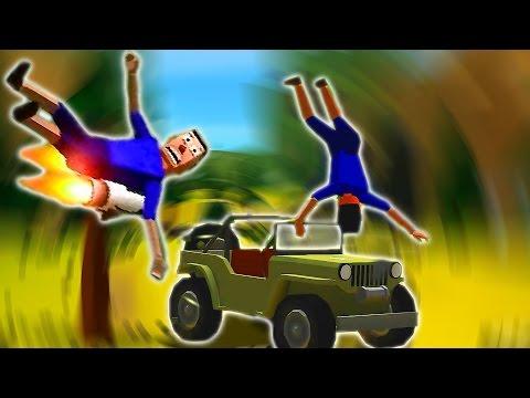 МАШИНКА БЕЗ ТОРМОЗОВ #5 Игровые мультики про машинки прикольное видео для детей Faily Brakes Челендж