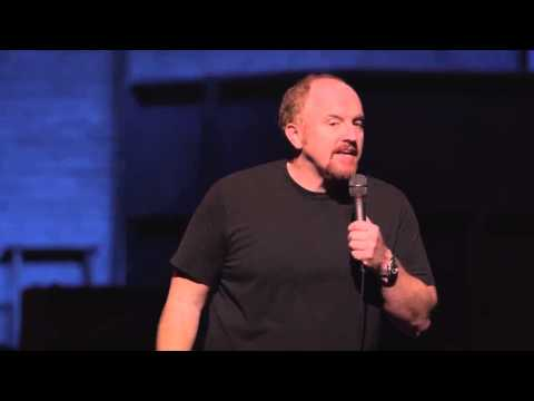Louis Ck - Stand up comedy least good