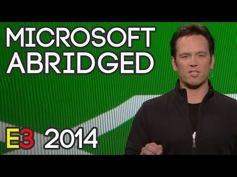 E3 2014: Microsoft Abridged with Matt Lees