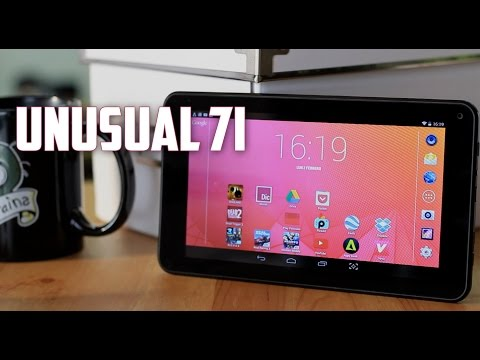 Unusual 7i, Una tablet por menos de 70?