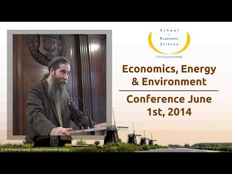 02 - John Michael Greer - Economics Energy & Environment Conference 2014 - What Can One Person Do?