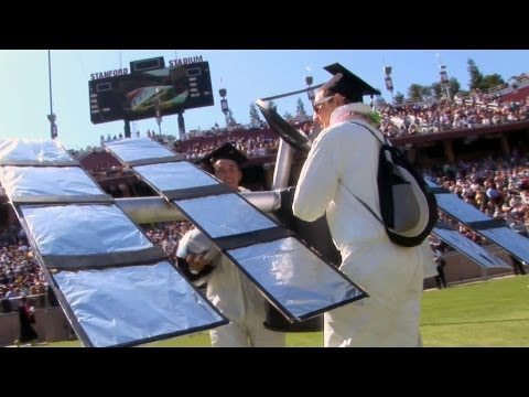 Stanford 2013 Commencement Highlights