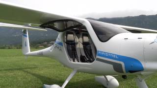 Flying Pipistrel