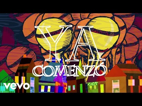 Luis Enrique - Ya Comenzó (Lyric Video) [Feat. Rubén Blades]