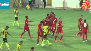 מ.ס אשדוד נגד קריית גת 0-2 גביע טוטו