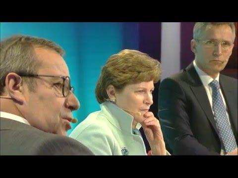 NATO Secretary General at Brussels Forum, 18 MAR 2016