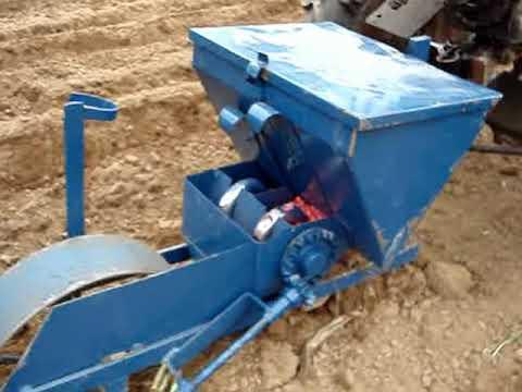 semeador de milho