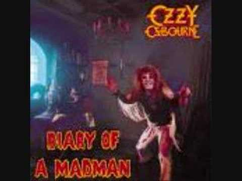 Ozzy Osbourne Diary of a Madman