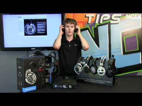 Headphone & Headset Shopping Guide Featuring Sennheiser HD 800 NCIX Tech Tips