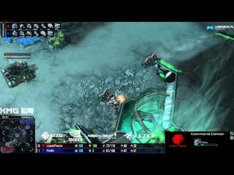 TvT Flash vs Taeja -g2- Deadwing - Starcraft 2 HD