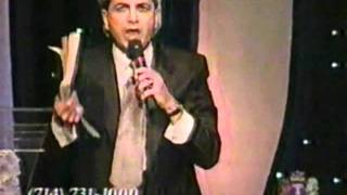 Benny Hinn -  Crossing the Jordan River