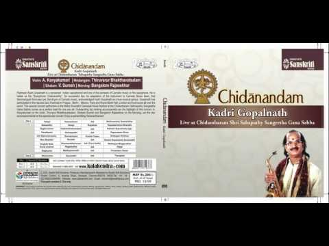 Carnatic Saxophone Kadri Gopalnath - Kurai Onrum Illai video
