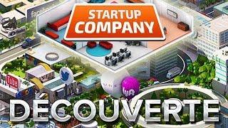 Startup Company #1 : Découverte