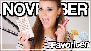 FAVORITEN IM NOVEMBER | Kleinstadtcoco
