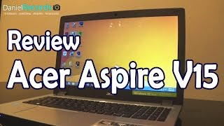 Review Laptop Acer Aspire V3-574 en Español | Acer Aspire V15