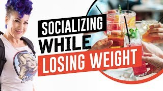 How to Have Fun Without Drinking Alcohol (Socializing While Losing Weight)