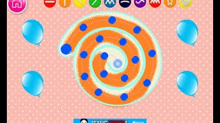 Learn to write Line with ABC 123 Android Application - Android game