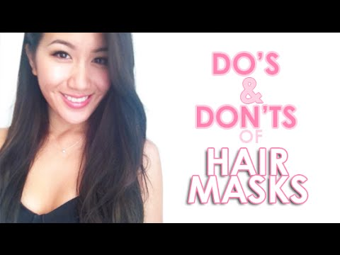 Do's and Don'ts of Hair Masks -- All Things Hair