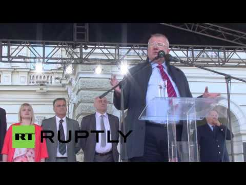 Serbia: You must choose the Russian 'side' - Radical Party's Seselj