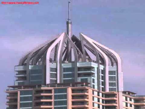 Dubai Marina - Mesk Tower - 4 Br Apt. - For Rent - 055/2024854