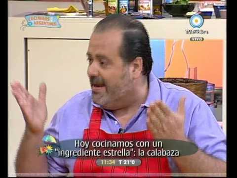 Cocineros argentinos 25-03 parte 1