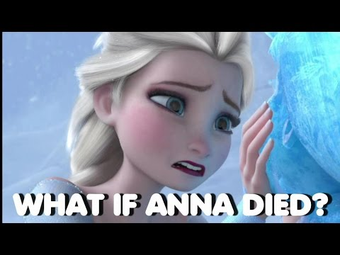 What If Disney Frozen Ended Like This | Frozen Alternate Ending | Tear Jerker